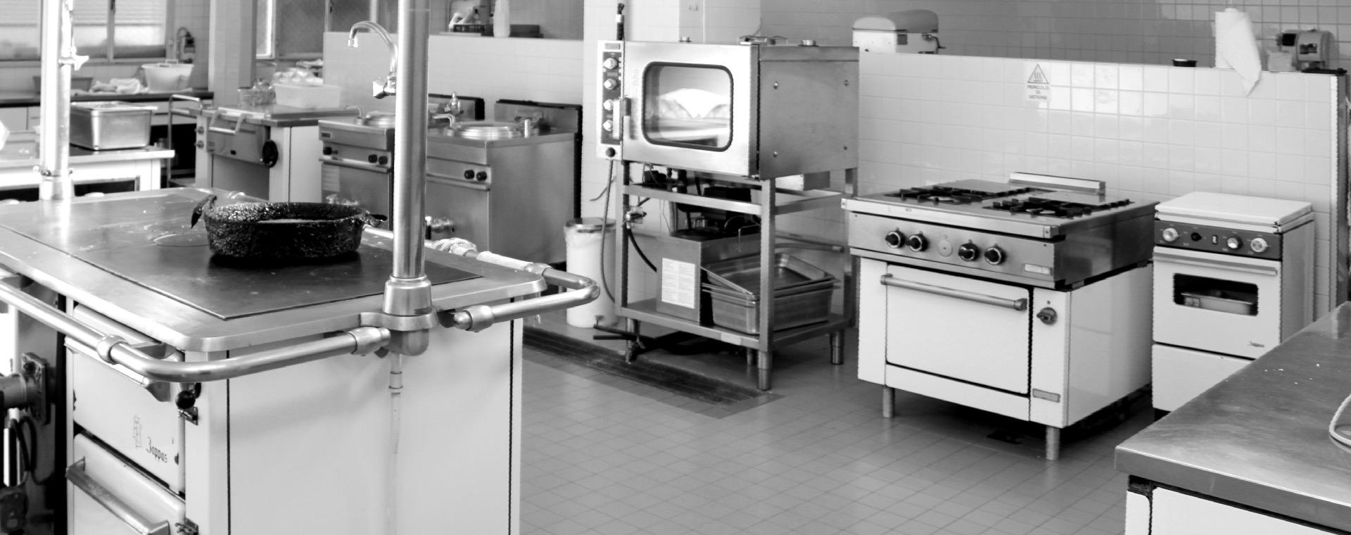 Gestione cucine scuole