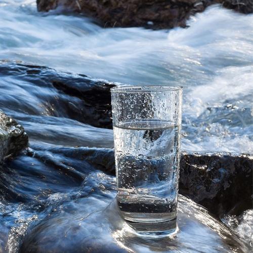 Riduci i costi per l'acqua microfiltrata